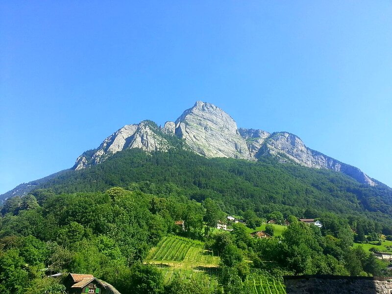 Montagne du Gonzen