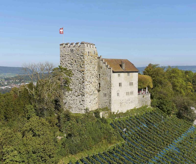 Le château de Habsbourg 01