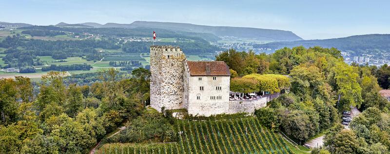Le château de Habsbourg 02