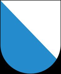 Le blason du canton de Zurich
