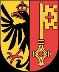 Le blason du canton de Genève