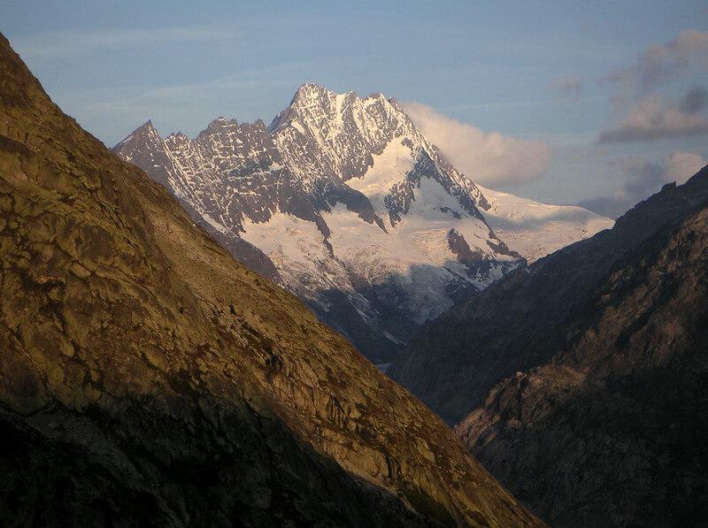 Le Lauteraarhorn (Photo de Thomas Jundt)