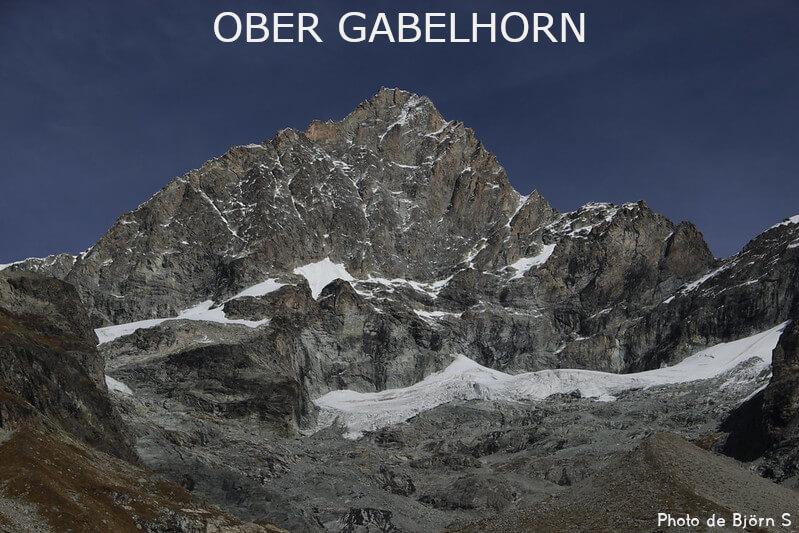 Vignette - L'Ober Gabelhorn