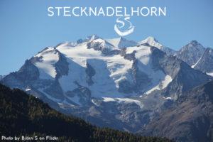 13ème sommet de plus de 4'000 mètres – Le Stecknadelhorn