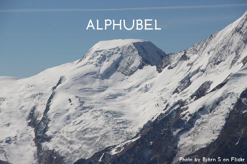 Vignette - l'Alphubel