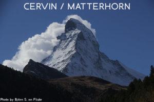 7ème sommet de plus de 4'000 mètres – Le Cervin